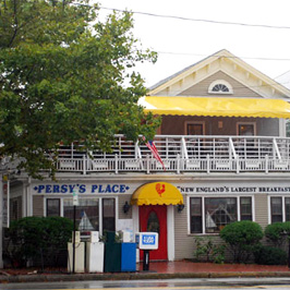 Persy's Place Restaurant