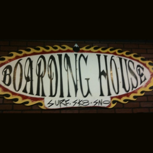 Boarding House Surf Shop