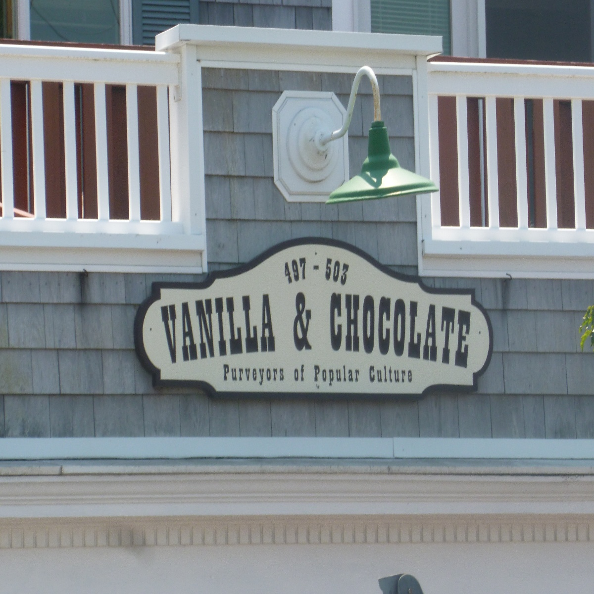 Vanilla & Chocolate Gift Shop