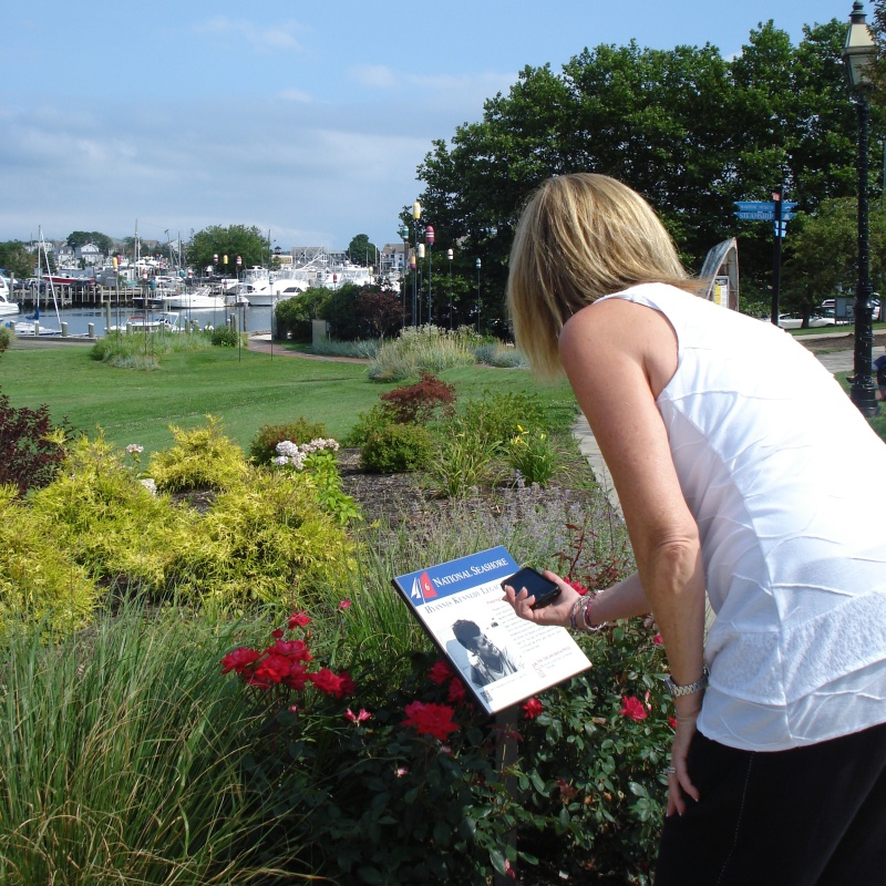 Kennedy Legacy Trail- Free Self-Guided Walking Tour