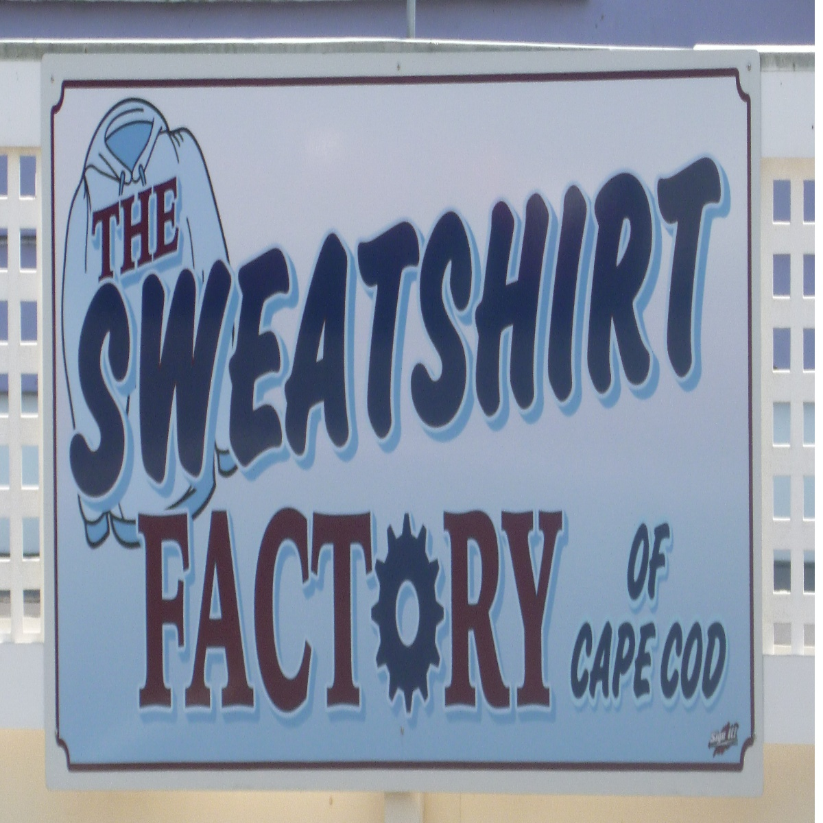 The Sweatshirt Factory Inc.