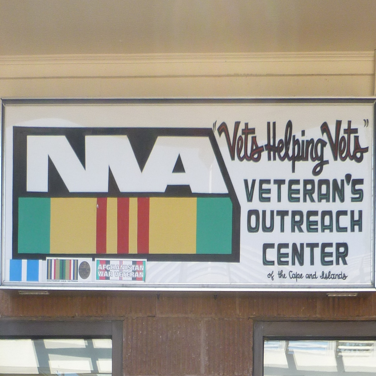 Cape & Islands Veterans Outreach Center