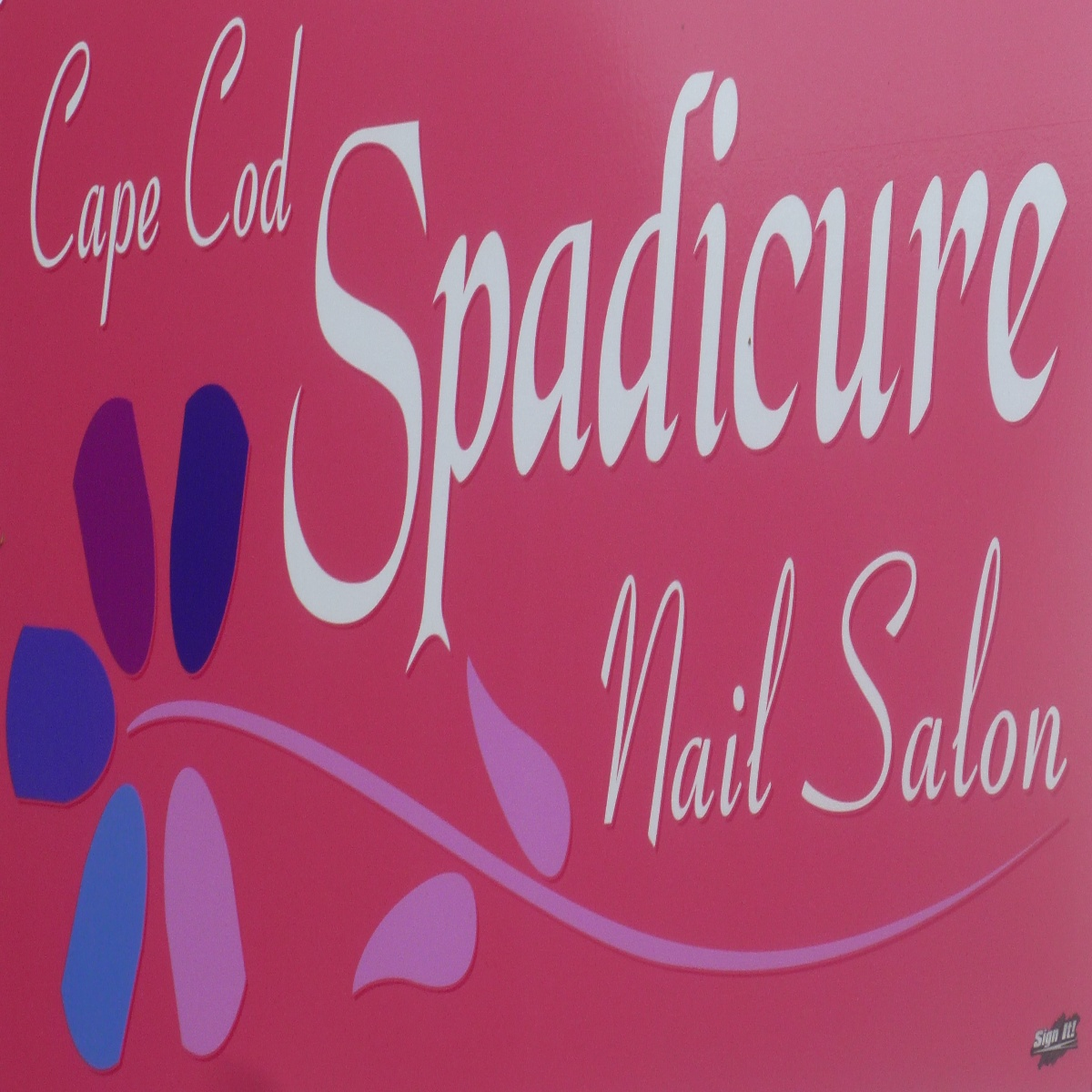 Cape Cod Spadicure Nail Salon