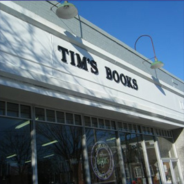 Tim's Used Books
