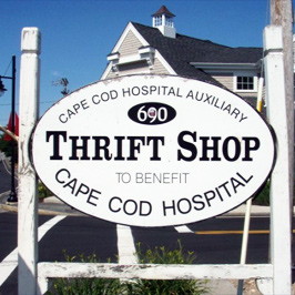 Cape Cod Hospital Auxiliary Thrift Shop
