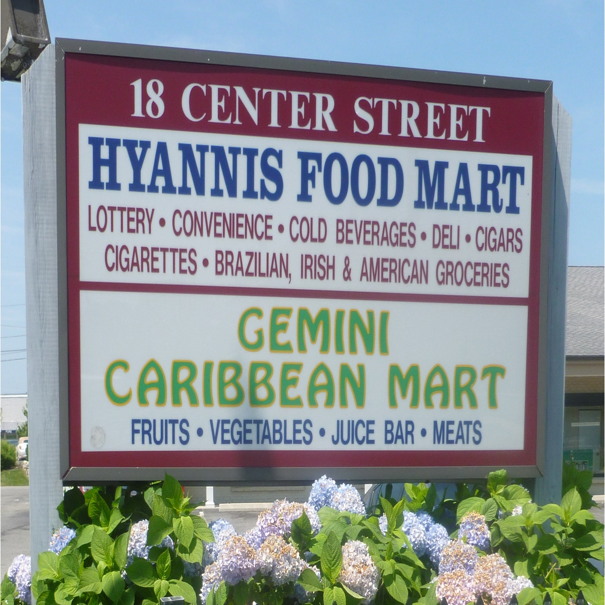 Gemini Carribean Mart