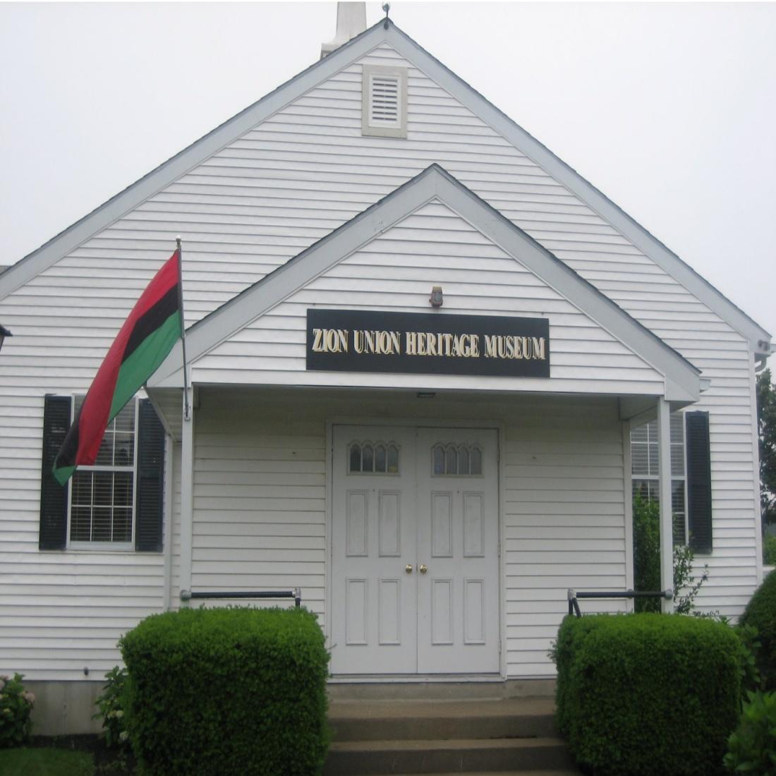 Zion Union Church Museum